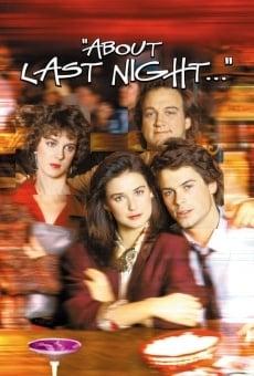 Ver película Te acuerdas de anoche?