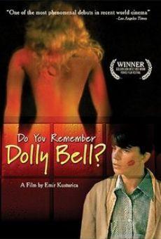 Ver película ¿Te acuerdas de Dolly Bell?