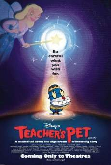 Película: Teacher's Pet