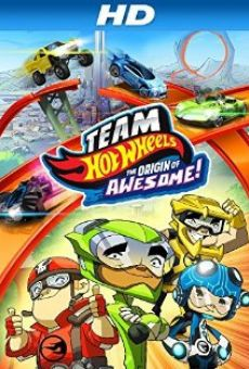 Película: Team Hot Wheels: The Origin of Awesome!