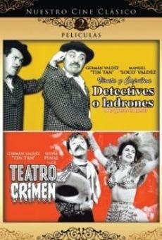 Ver película Teatro del crimen