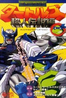 Película: Teenage Mutant Ninja Turtles: Legend of the Supermutants
