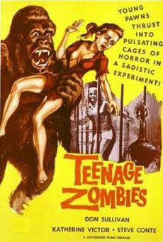 Ver película Teenage Zombies
