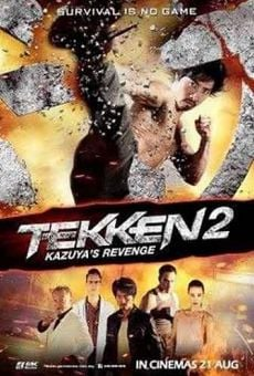 Tekken: Revenge Of Kazuya (Tekken: A Man Called X) (Tekken 2: Kazuya's Revenge)