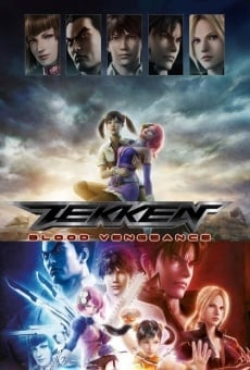 Película: Tekken: Blood Vengeance