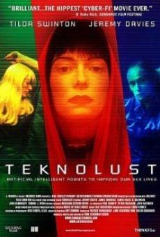 Ver película Teknolust