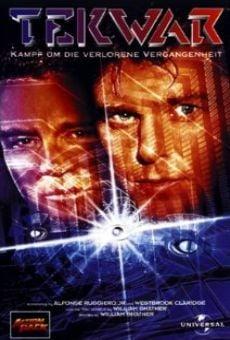 Ver película TekWar 3: TekLab