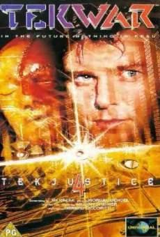 Ver película TekWar 4: TekJustice