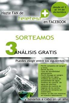 Teletests on-line gratuito