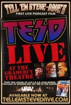 Tell 'Em Steve-Dave: Live at the Gramercy Theatre on-line gratuito