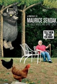 Película: Tell Them Anything You Want: A Portrait of Maurice Sendak