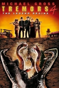 Tremors 4: The Legend Begins on-line gratuito