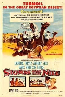 Ver película Tempestad sobre el Nilo
