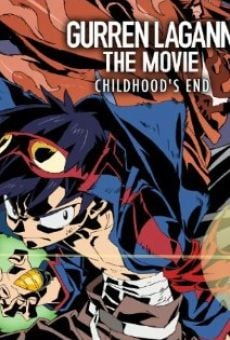Gurren Lagann - The Movie 01 - Childhood's End online
