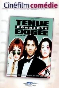 Ver película Tenue correcte exigée