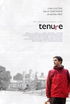 Ver película Tenure