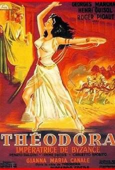 Ver película Teodora, emperatriz de Bizancio