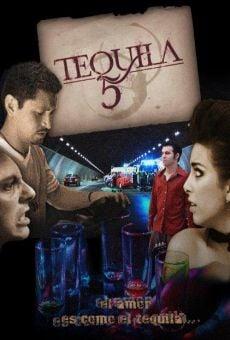 Tequila 5 on-line gratuito