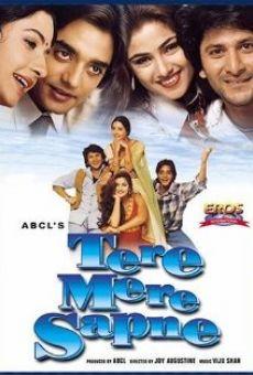 Ver película Tere Mere Sapne