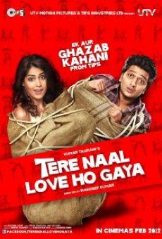 Watch Tere Naal Love Ho Gaya online stream