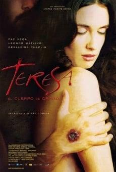 Ver película Teresa: el cuerpo de Cristo