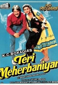 Ver película Teri Meherbaniyan