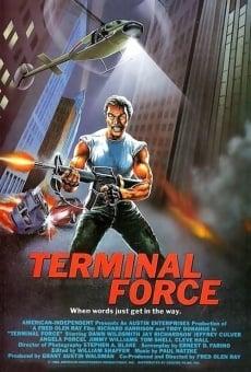 Ver película Terminal Force