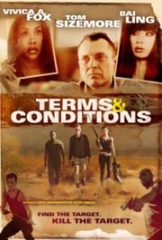 Terms & Conditions online streaming