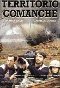 Ver película Territorio comanche