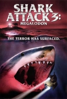 Shark Attack 3: Megalodon on-line gratuito