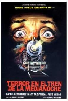 Terror en el tren de medianoche on-line gratuito
