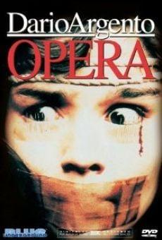 Ver película Terror en la ópera