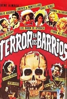 Ver película Terror en los barrios