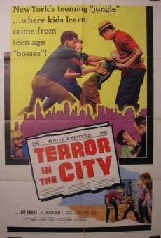 Película: Terror in the City