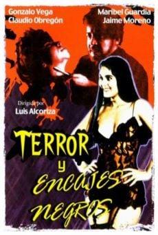 Ver película Terror y encajes negros