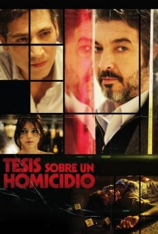 Tesis sobre un homicidio online streaming