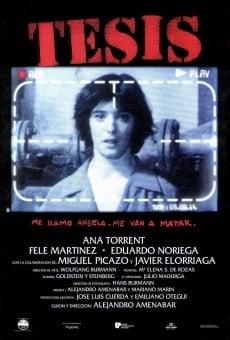 Ver película Tesis