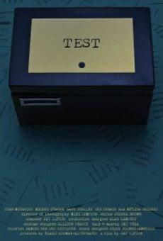 Ver película Test