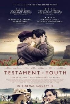 Película: Testament of Youth
