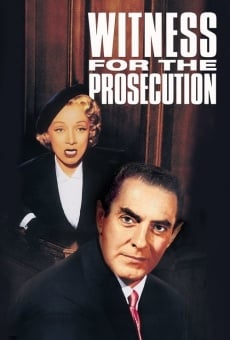 Witness for the Prosecution on-line gratuito