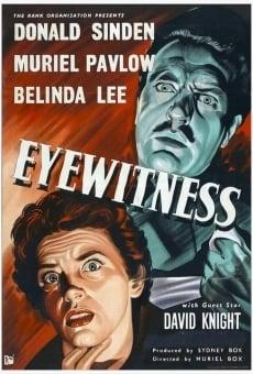 Ver película Testigo en peligro