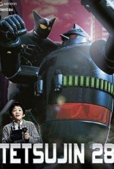 Ver película Tetsujin 28