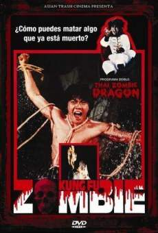 Película: Thai Zombie Dragon