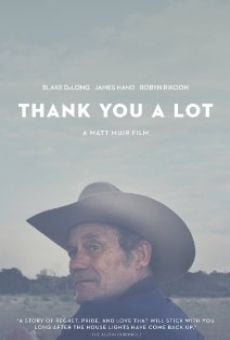 Película: Thank You a Lot
