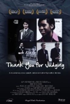 Película: Thank You for Judging