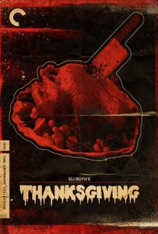 Película: Thanksgiving