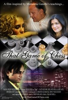 Ver película Esa partida de ajedrez