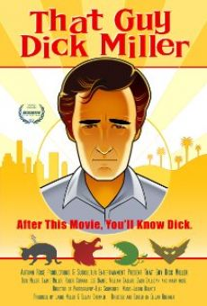Película: That Guy Dick Miller