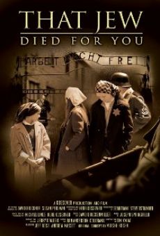 Ver película That Jew Died for You