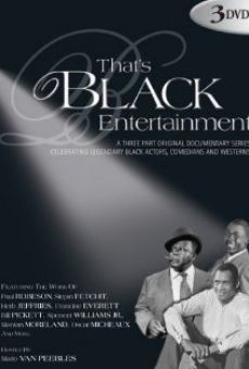 That's Black Entertainment: Westerns